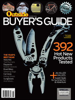 Outdoor Mag : Buyers Guide